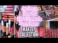 MAKEUP COLLECTION 2017 | Lip Liners, Lipsticks, Liquid Lipsticks & Glosses ♡ Deanna Borocz