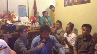 Concord (NH) United States  city photos gallery : nepali bhajan by tara acharya in concord, nh usa