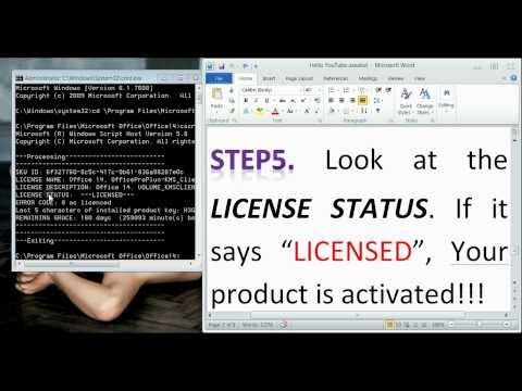 comment retrouver licence office 2010