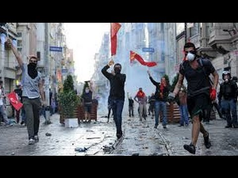 Turkey RIOTS spread after VIOLENCE in Istanbul over park demolition