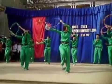 Giải Nhất Văn Nghệ 26/03/2012 - Trường THPT Nam Đàn 2