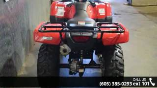 9. 2016 Honda FourTrax Rancher 4X4 Power Steering  - Vern Ei...