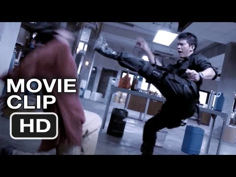 The Raid Redemption #4 Movie CLIP - Smackdown (2012) HD Video