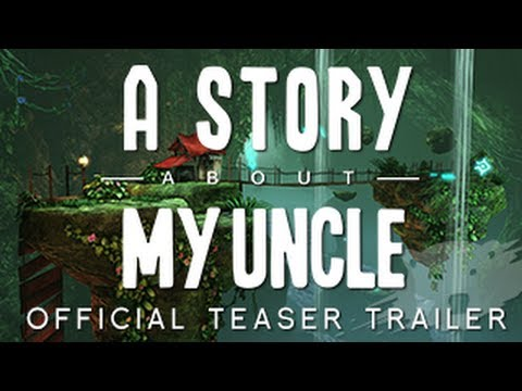 A Story About My Uncle - Teaser Trailer (2014)