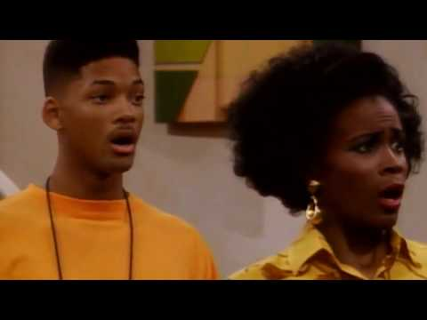 Fresh Prince of Bel-Air - White Boyfriend