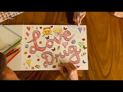 Love Drug Lyric Video