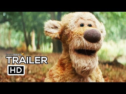 CHRISTOPHER ROBIN Official Trailer #3 (2018) Disney Live Action Winnie The Pooh Movie HD