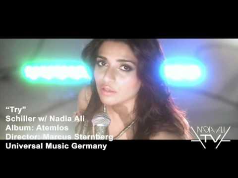 Tekst piosenki Nadia Ali - Try po polsku