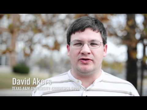 David Akers talks about his experience at Texas A&M University-Commerce