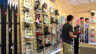 Head AdaptEdge Ski Boots 2014