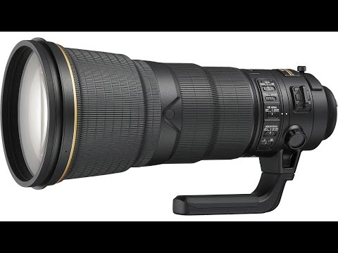 Nikon 400mm f2.8 FL - Review and Comparisons