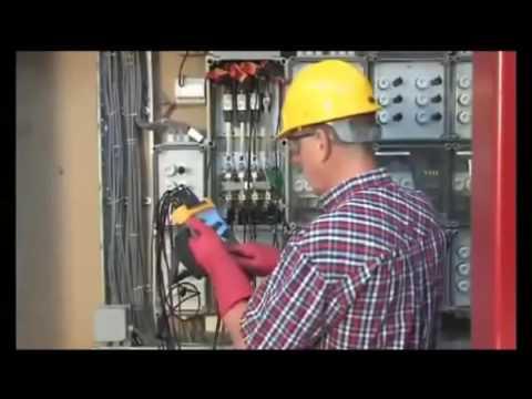 CALIDAD ENERGIA ELECTRICA FLUKE  4