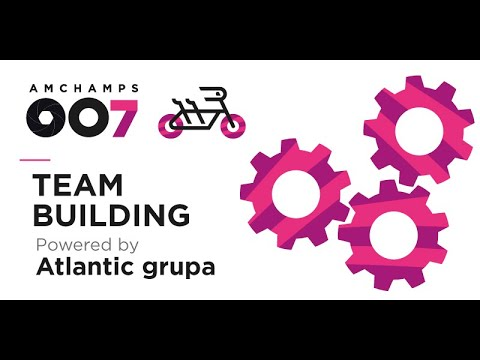 AmChamps 2020: Team building powered by Atlantic grupa