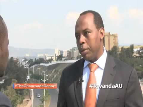 The Chamwada Report [Promo] Africa Union Summit in Rwanda