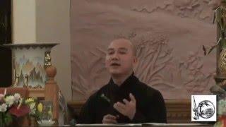 Lòng Từ Vô Ngại 6 - Thầy. Thích Pháp Hòa tại Edmonton, AB (Dec. 17, 2011)
