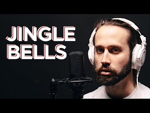 """James Lord Pierpont  """"The One Horse Open Sleigh (aka Jingle Bells)"""" Cover by Jonathan Young"""