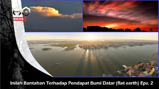 Video Bantahan Bumi Datar (flat earth) Eps. 2 Peta Bumi Datar MP3, 3GP, MP4, WEBM, AVI, FLV Januari 2018