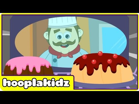 Popular Nursery Rhymes from HooplaKidz - Pat A Cake Nursery Rhyme