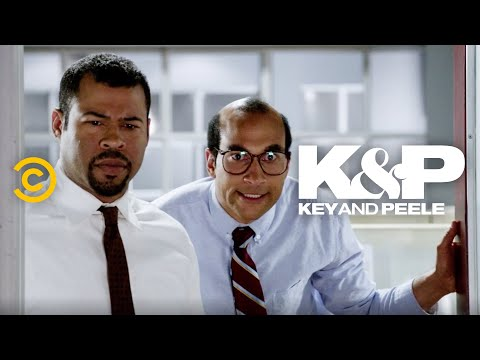 Is This Guy is Boss Even Real - Key and Peele