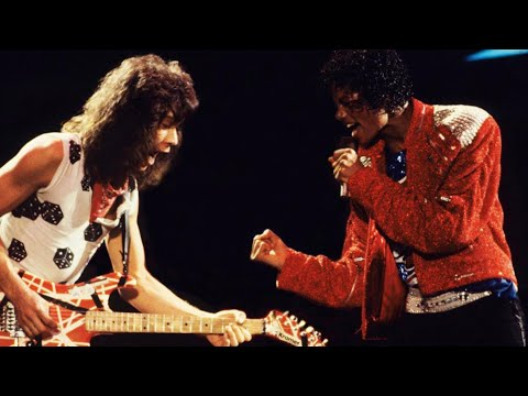 Panama Beat - Van Halen / Michael Jackson Mashup
