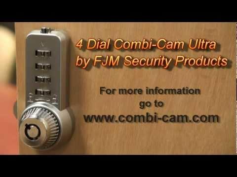 Combi-Cam Ultra Cam Lock