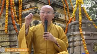 Vấn đáp Phật pháp tại Bồ Đề Đạo Tràng - TT. Thích Nhật Từ