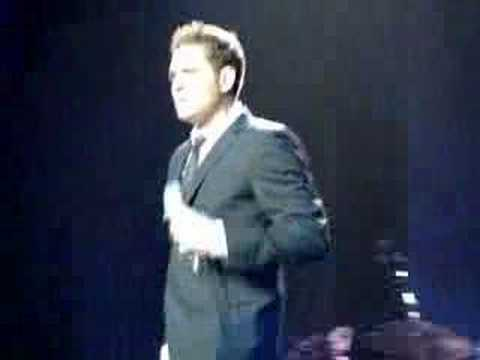 Michael Buble - YMCA / Save The Last Dance For Me