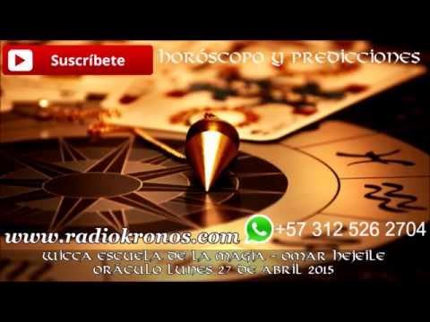 HORÓSCOPO Y PREDICCIONES SIGNOS E INTERSIGNOS DEL ZODIACO LUNES 27 DE ABRIL 2015