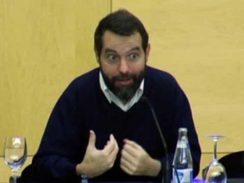 Presentació d''El Desig essencial' de Xavier Melloni a Mataró