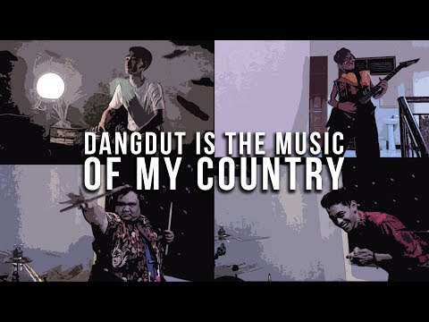 Dangdut Is The Music Of My Country (Tribute To Project Pop) #kita90an