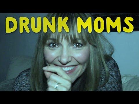 Drunk Moms Talk About Their Kids