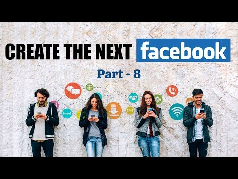 Projects In Enterprise Java   Creating A Social Network   Part 8   Eduonix