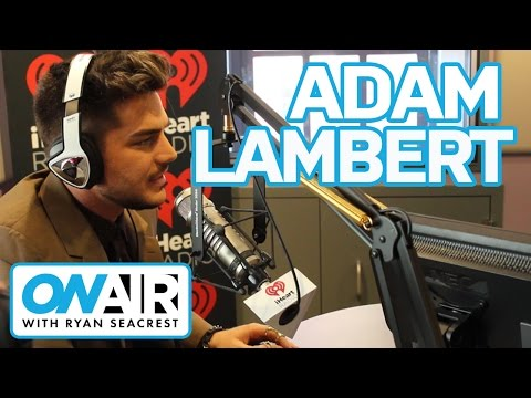 air - Adam Lambert stops by the studio to talk about his journey from American Idol contestant to guest judge alongside Jennifer Lopez an Harry Connick Jr. SUBSCRIBE: http://full.sc/UBDdWt On Air...