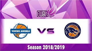Young Angels Kosice vs Tsmoki-Minsk – EWBL 2018/19