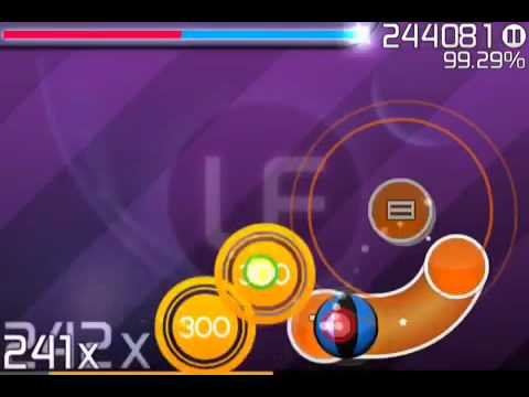 Osu! Stream perfect score
