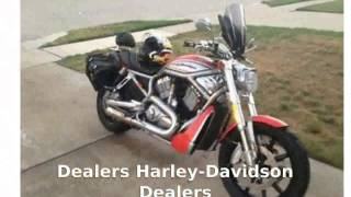 7. 2006 Harley-Davidson VRSC Street Rod Features & Info - techracers