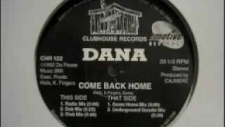 Download Lagu Dana - Come Back Home (Dub Mix) Mp3