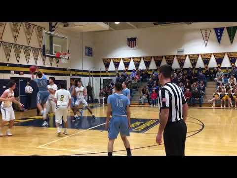 Marlboro Mustangs vs Freehold Township Patriots Basketball game