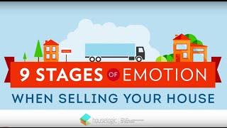 9 Stages of Emotion When Selling Your House