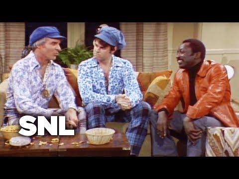 Two Wild & Crazy Guys: Computer Dates - SNL