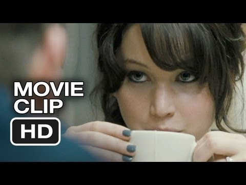 Silver Linings Playbook Movie CLIP #2 - Diner (2012) - Bradley Cooper, Jennifer Lawrence Movie HD Video