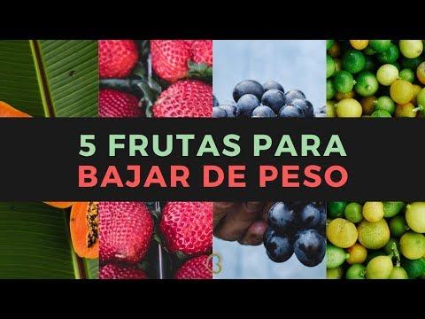 Peso ideal - 5 frutas bajas en calorías para bajar de peso