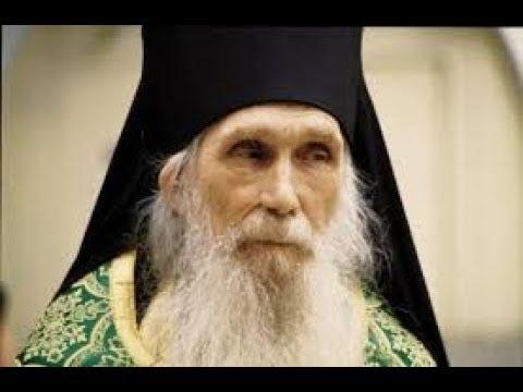 Архим. Кирилл (Павлов) - человек святой души