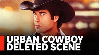 URBAN COWBOY - John Travolta Deleted Scene I Guess I Better Find Myself Another Job [Exclusive] by MovieWeb