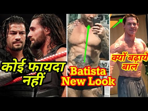 New hairstyle - Again Huge Losses for Monday Night Raw? John Cena New Hair Styles !! Batista New Pic.