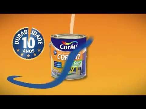 Coralit Zero Odor - Ferro sem pintura
