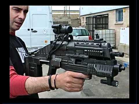 las armas mas chidas del mundo