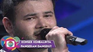 Video Ridho Rhoma Tak Bisa Selesaikan Lagu Menunggu karena Keharuan yang Kuat untuk Ayahanda Rhoma Irama MP3, 3GP, MP4, WEBM, AVI, FLV Desember 2018