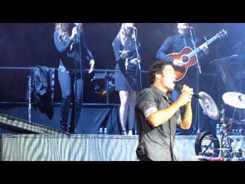 Chayanne- Si no estás- Luna Park sep 2011 (видео)