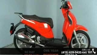 9. 2008 Aprilia Scarabeo 200  - SF Moto - San Francisco, CA ...